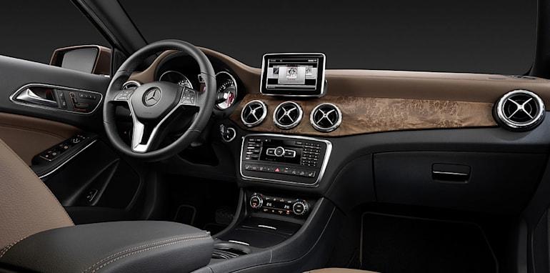 Mercedes-Benz GLA official leak 4