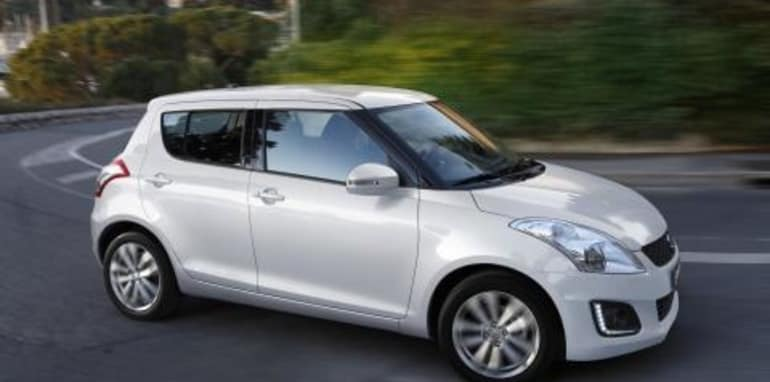 2014 Suzuki Swift Leaked - 2