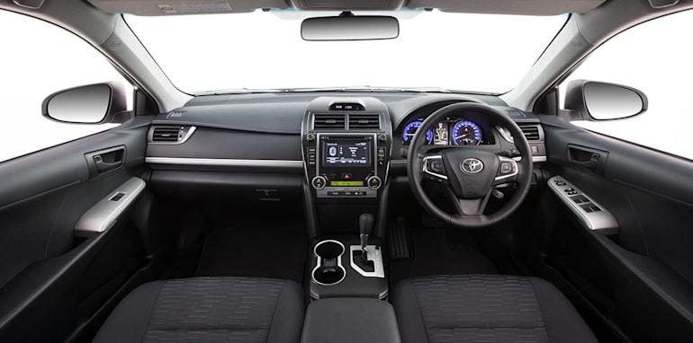2016 Toyota Camry RZ