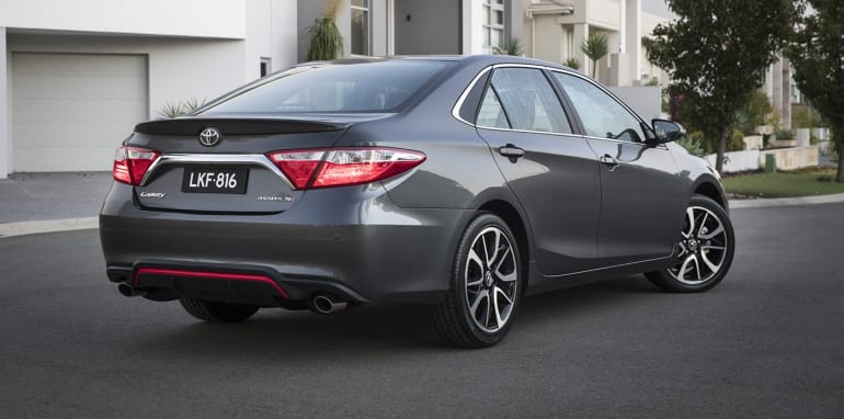 2014 camry altise specifications