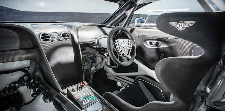 Bentley Continental GT3 - 10