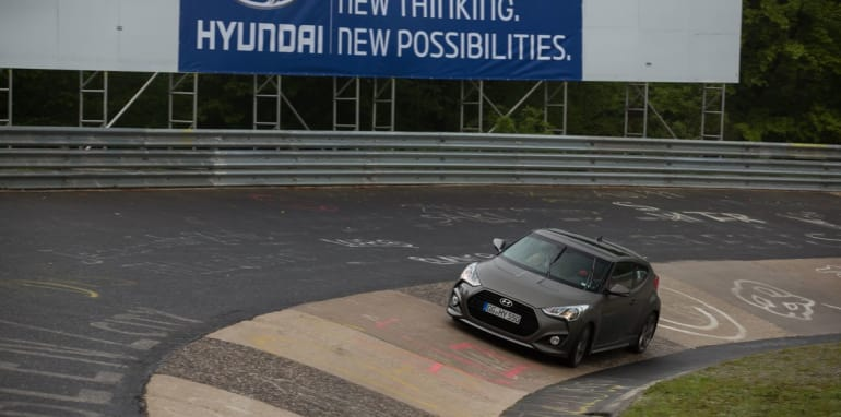 Hyundai Test Centre 1