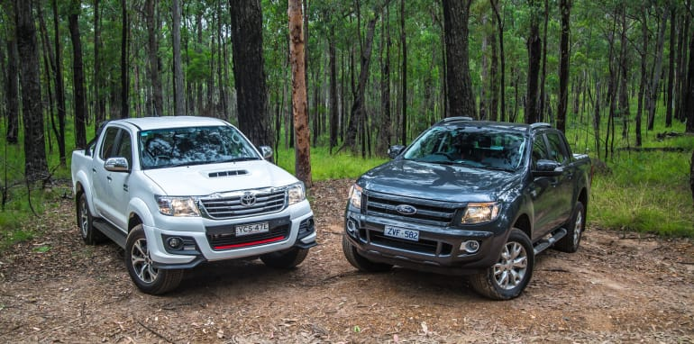 Toyota-HiLux-v-Ford-Ranger_7