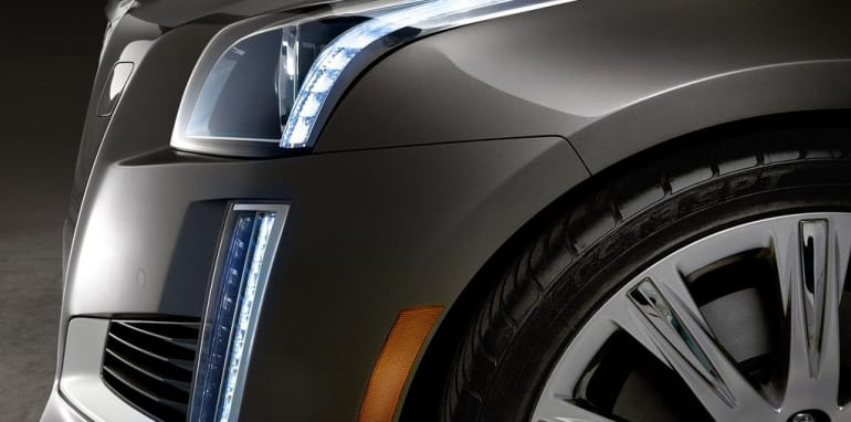 Cadillac CTS Leaked - 3