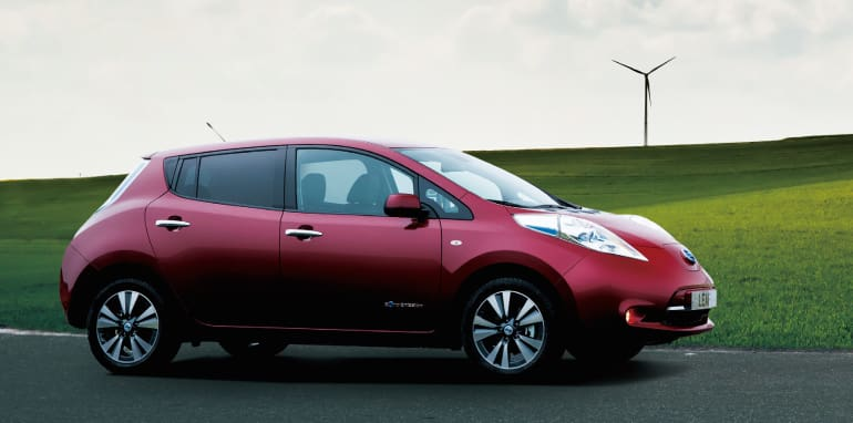 Nissan scores a perfect 100A in the CDP Global 500 Climate Chang