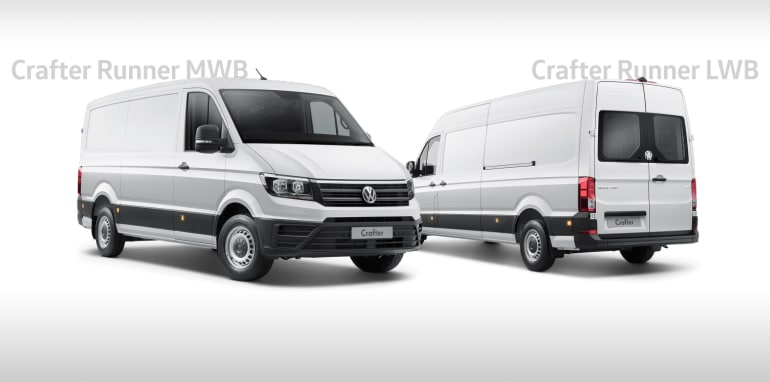 82df04f080 2018 Volkswagen Crafter Runner pricing and specs