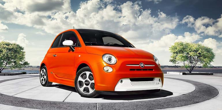 Fiat500e