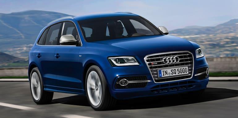 Audi SQ5 TDI - 1