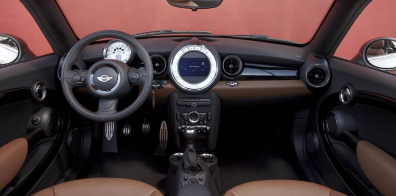2012 Mini Roadster On Sale With Coupe In Australia In March Caradvice