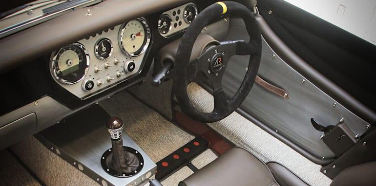 morgan-ar-plus-4-interior
