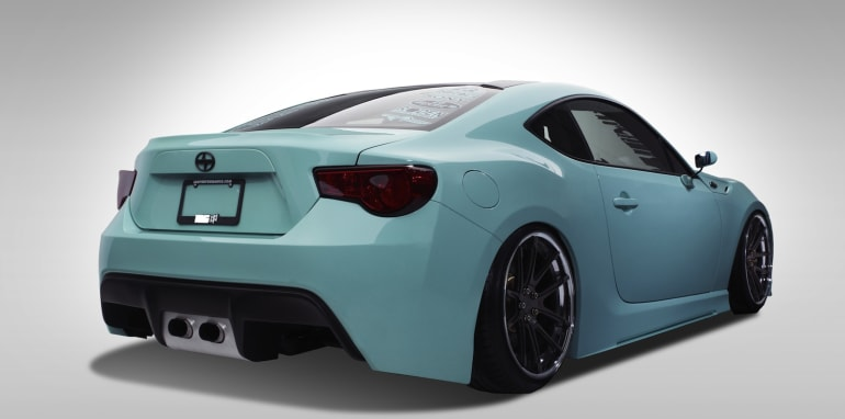 Scion Minty FReSh - 2