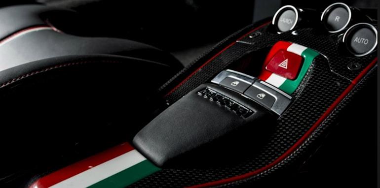 Ferrari 458 Niki Lauda Special - 6