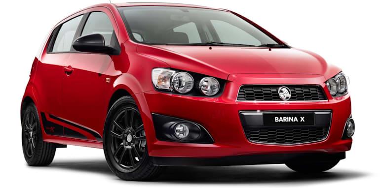 Holden Barina X_2