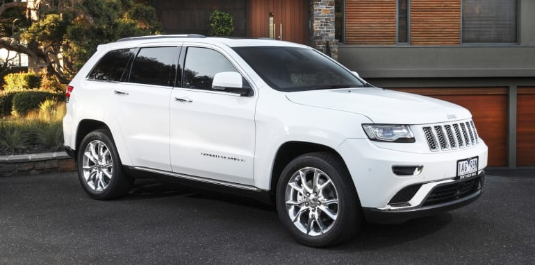 Jeep Grand Cherokee Summit - 4