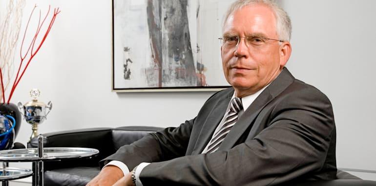 Dr. Ulrich Hackenberg, Mitglied des Markenvorstands Volkswagen, Geschaeftsbereich ?Entwicklung?