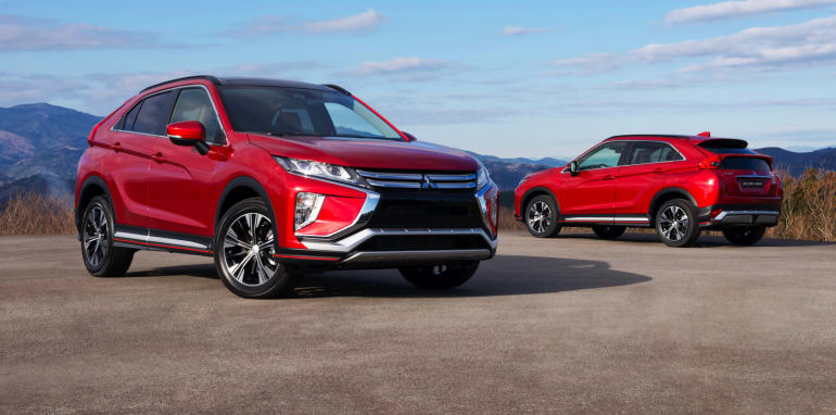 Mitsubishi To Release Six New Models By 2020 Caradvice