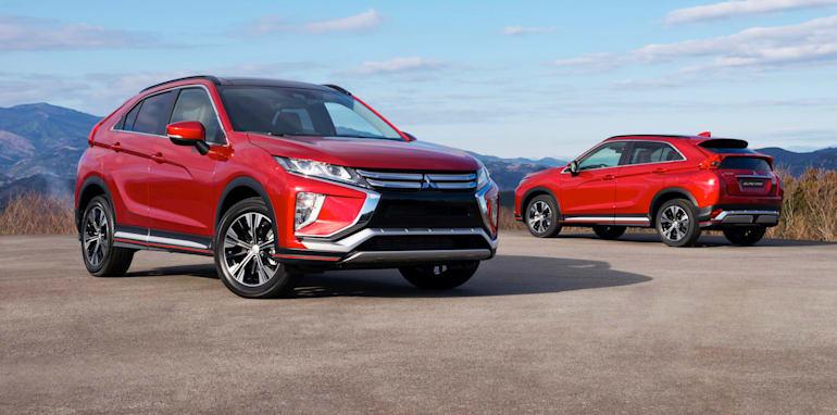 Neue Mitsubishi 2019 2020 Und 2021 Bilder Autobild De