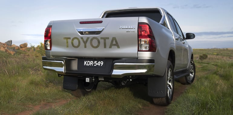 2018 Toyota Hilux Pricing And Specs Caradvice