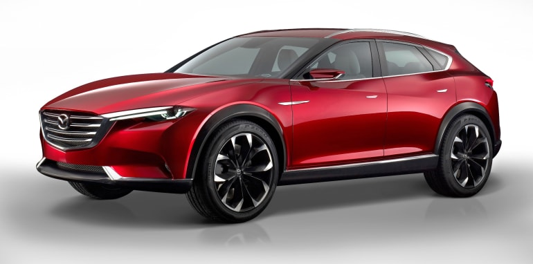 2020 Mazda Cx 6 Or Cx 3 Australia Bound Suv Previewed Caradvice