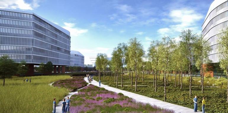 Dearborn Campus Transformation: Product Campus