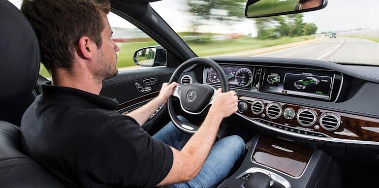 Mercedes-Benz S 500 PLUG-IN HYBRID (W 222) 2013