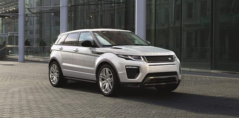 16MY Range Rover Evoque