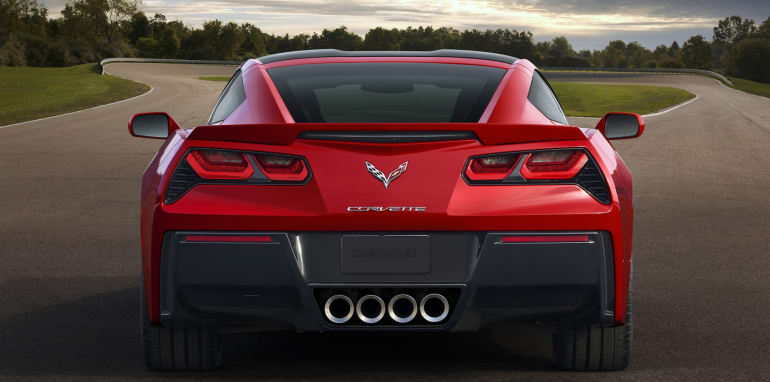 Chevrolet Corvette Stingray - 3