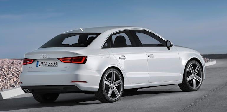 Audi A3 Sedan - 4