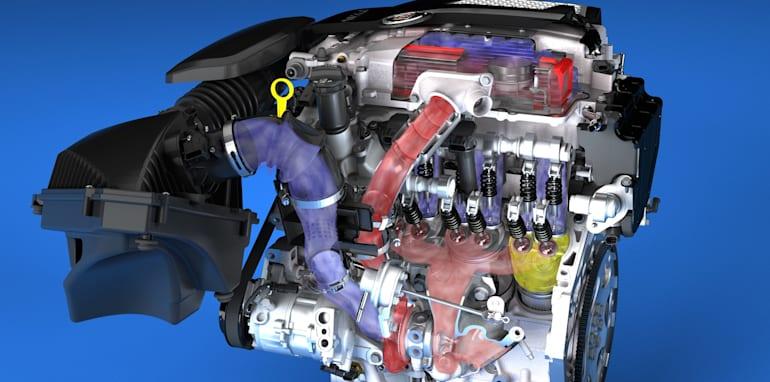 GM Twin-turbo V6 - 4