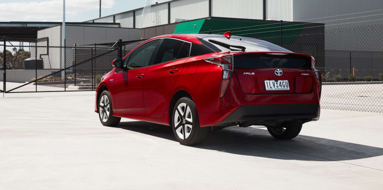 Toyota Prius 'could play a very different role' for brand | CarAdvice