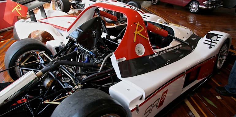Radical SR3 RS & SR8 track day supercars   CarAdvice