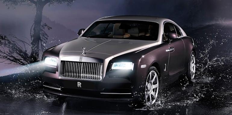 Rolls-Royce Wraith - 2