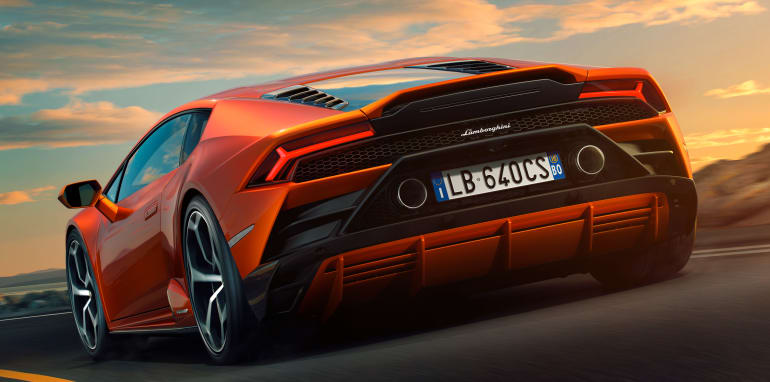 2019 Lamborghini Huracan Evo Unveiled Pricing Revealed Caradvice