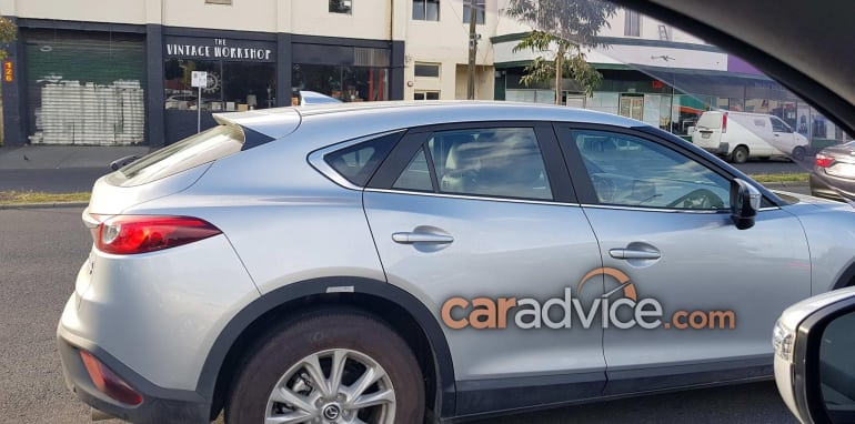 2018 Mazda Cx 4 Coming To Australia Spotted In Melbourne Caradvice