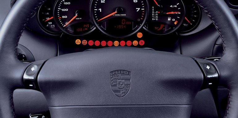 Porsche 911 Tiptronic