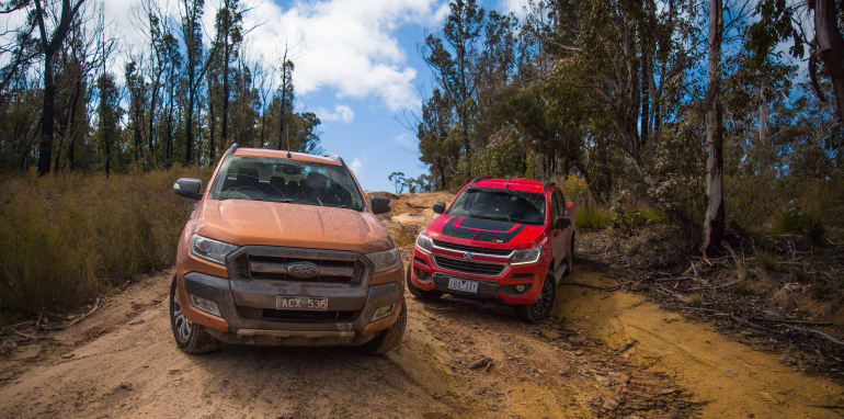 ford-ranger-wildtrak-v-holden-colorado-z71-comparison-7358