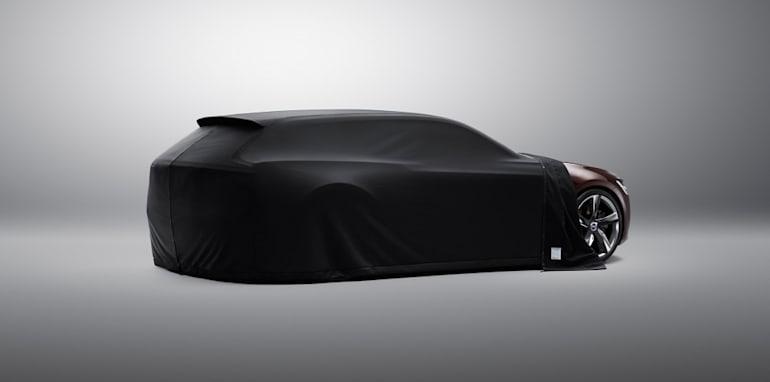 Volvo Concept Estate 6
