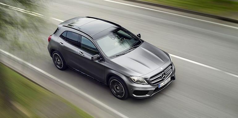 Mercedes-Benz GLA official leak 5
