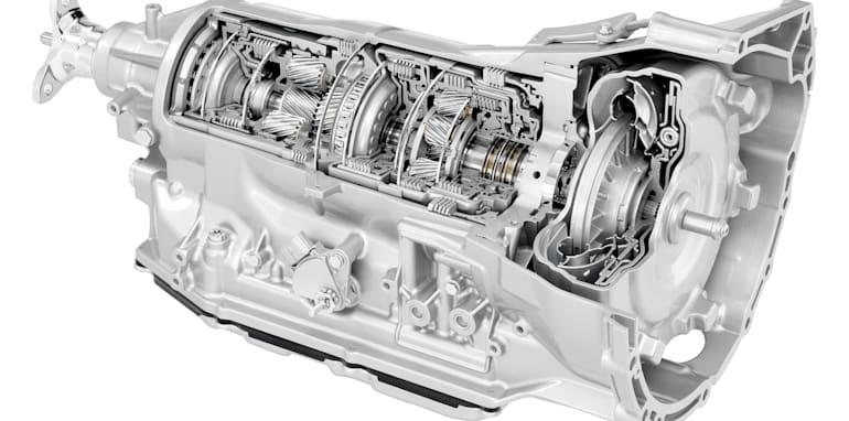 GM Eight-speed Auto