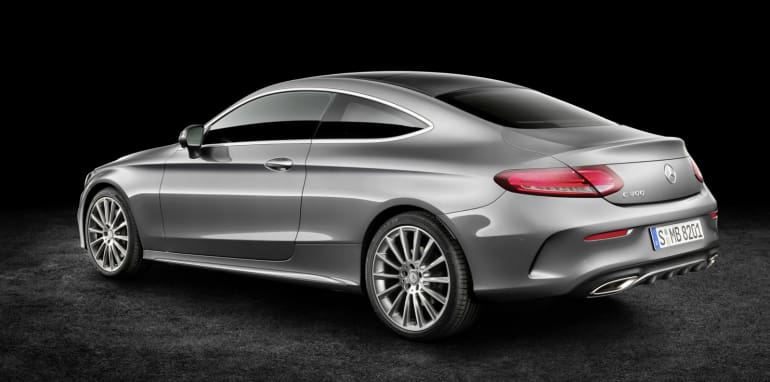 Mercedes-Benz C-Class Coupe___5