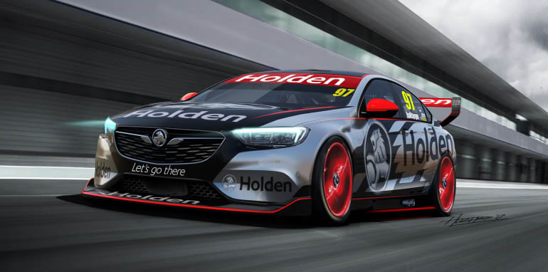 Interview: Holden Supercars driver, Garth Tander looks towards the