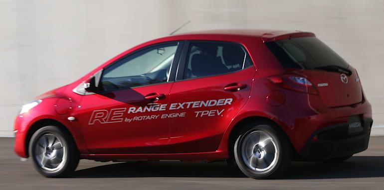 Mazda 2 Rotary RE main