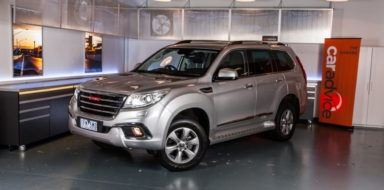2016 Haval H9 LUX-63