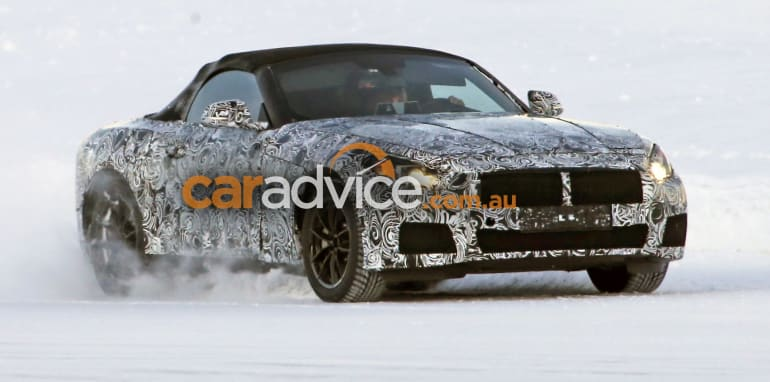 2017_bmw-z5_spy-photos_01
