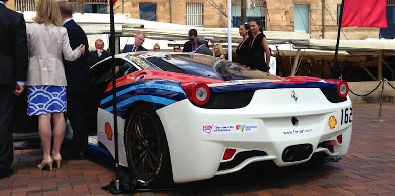 Ferrari Racing Days25