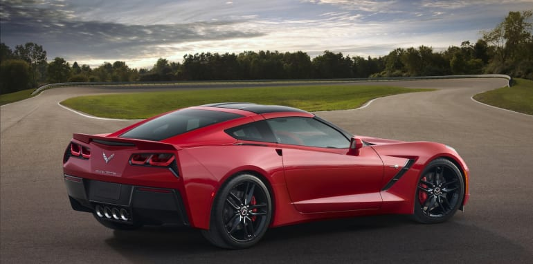 Chevrolet Corvette Stingray - 2
