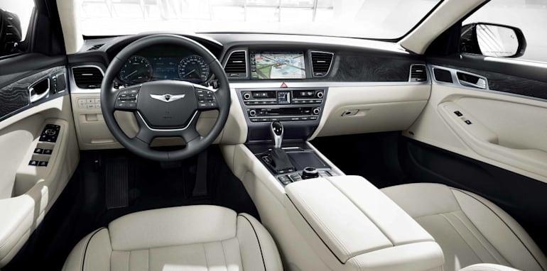Hyundai Genesis Sedan Coming To Australia Caradvice