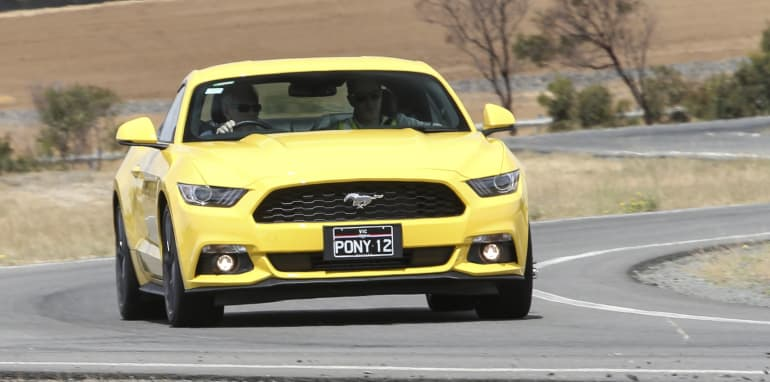 Ford Mustang 4x