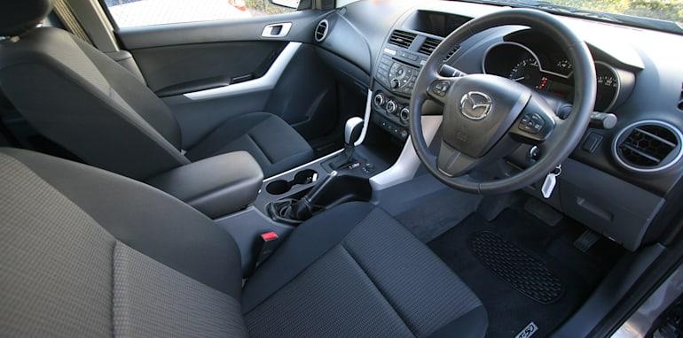 2015 Mazda BT-50 Freestyle Cab