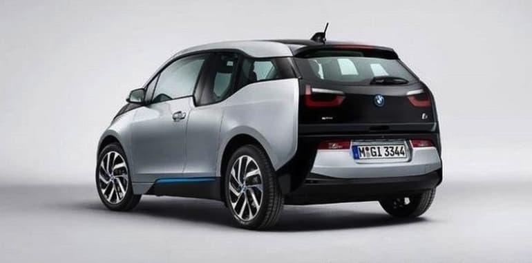 BMW i3 Leaked - 1
